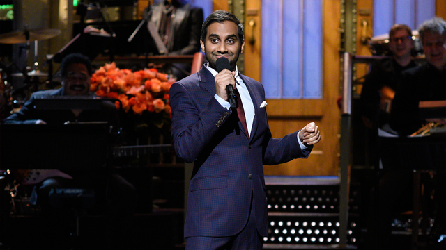 Aziz Ansari Stand-Up Monologue