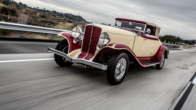 1932 12-160A Custom Auburn