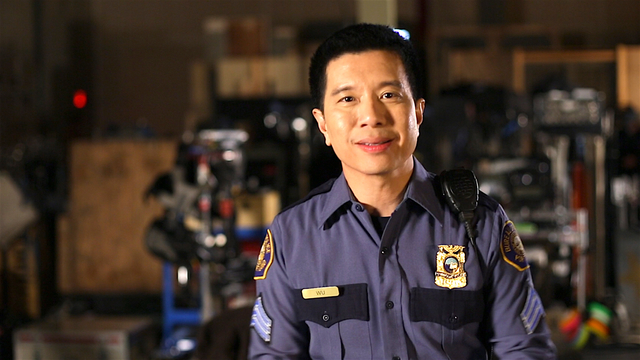 Grimm Memorable Moments: Reggie Lee