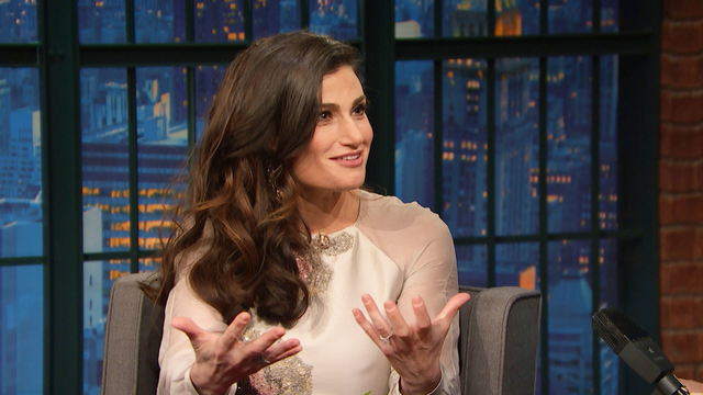 Idina Menzel Participated in the L.A. Women's March