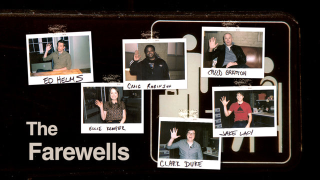 The Office Farewells: The Cast, Part 3
