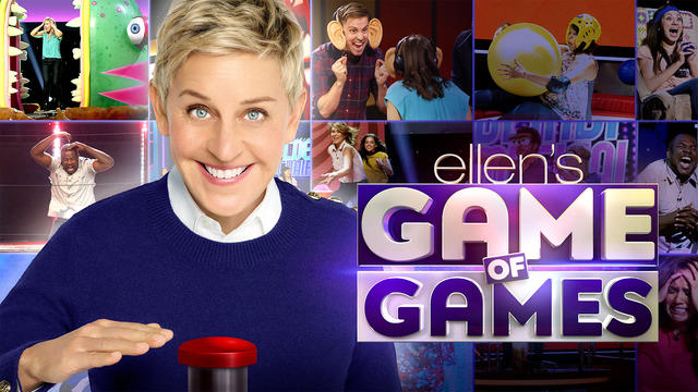 Ellen Degeneres Games List
