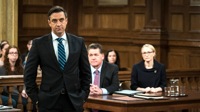 Deleted Scene: Barba Makes His Case