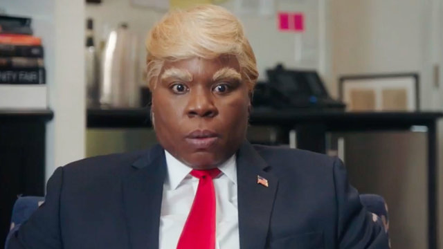 Leslie Wants To Play Trump
