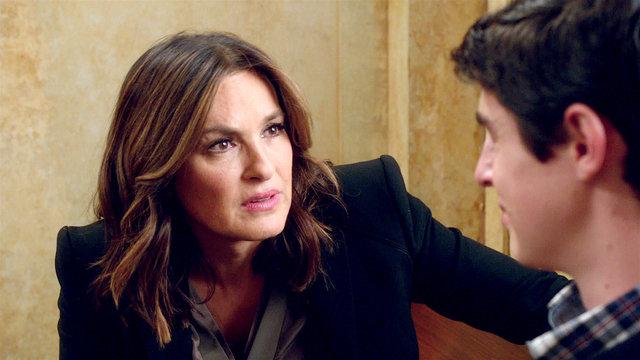 Deleted Scene: Benson to the Rescue