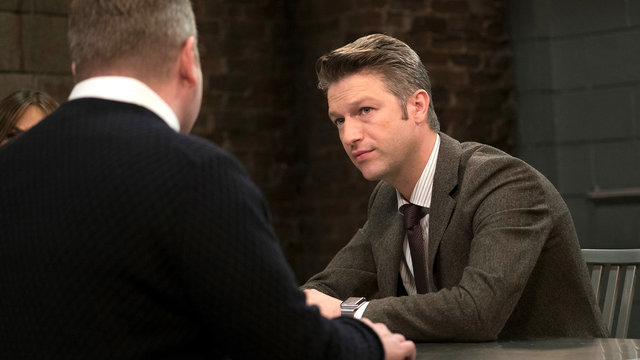 Carisi's Troubled Past
