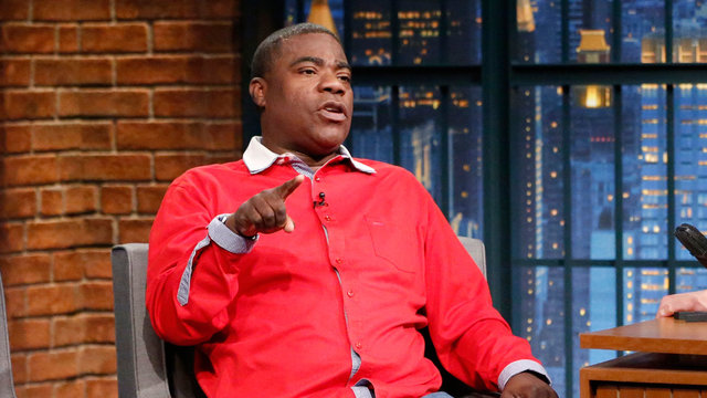 Tracy Morgan Got Her Pregnant for Valentine's Day
