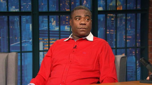 Tracy Morgan Says the Super Bowl Was Fixed