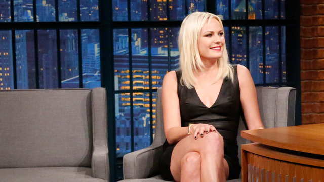 Malin Akerman Isn't Down with Financial Jargon