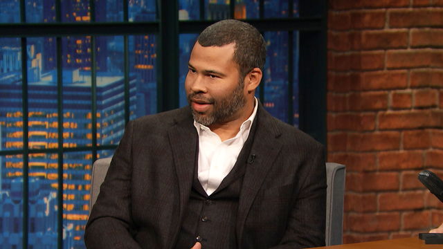 Jordan Peele Says Movie Is 100% Not Autobiographical