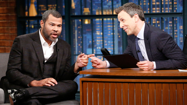 Jordan Peele Revives Obama Impression