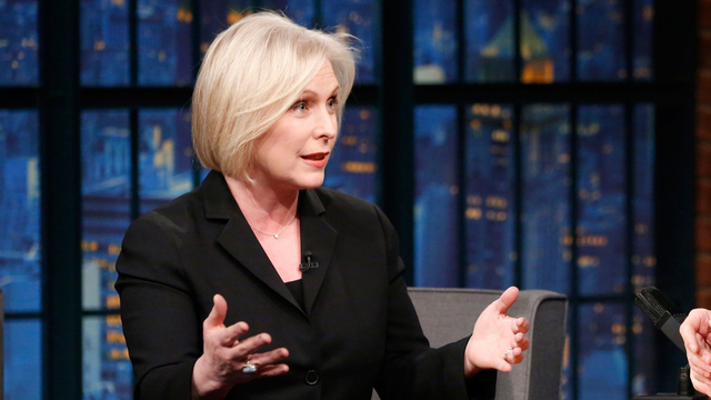 Senator Kirsten Gillibrand Says Women's March Was Most Inspiring Moment of Her Life