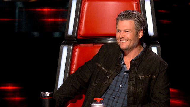 Blake Shelton: All Over the Map