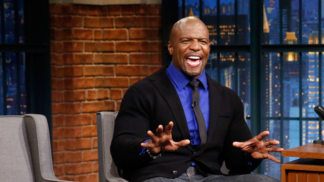 Terry Crews Explains How a Workout Saved His Life
