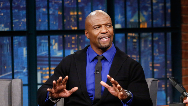 Terry Crews Says Being Inside an NFL Locker Room Is Like Being in a Live Cartoon