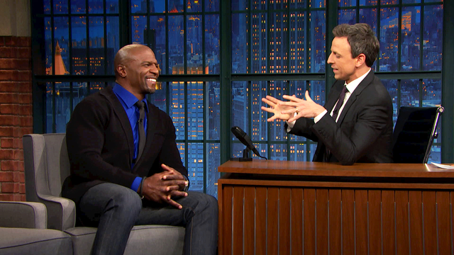 Terry Crews, Leighton Meester, Dr. Ben Santer