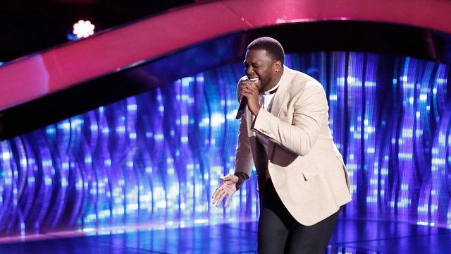 "JChosen Blind Audition: ""Sexual Healing"""