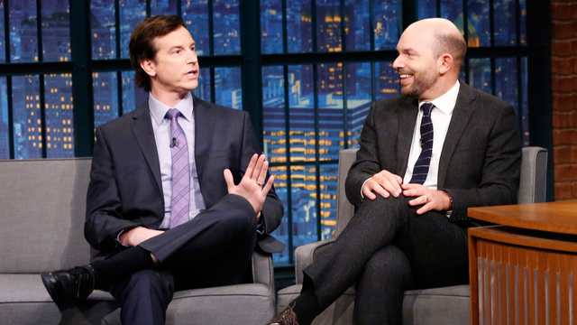 Paul Scheer and Rob Huebel Are Not Enjoying Their Time Away From Their Wives