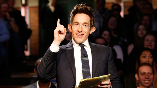 Anniversary Guy: Late Night with Seth Meyers