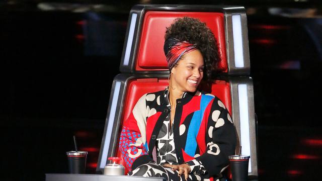 Alicia Keys: Girl Power