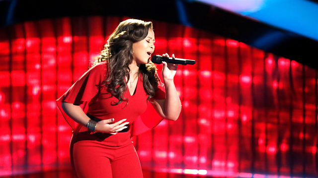 "Felicia Temple Blind Audition: ""All I Could Do Was Cry"""