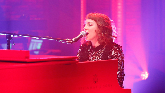 "Regina Spektor: ""The Trapper and the Furrier"""