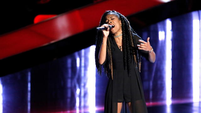 "Autumn Turner Blind Audition: ""Last Dance"""