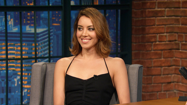 Aubrey Plaza Committed a Sin to Research a Nun Role