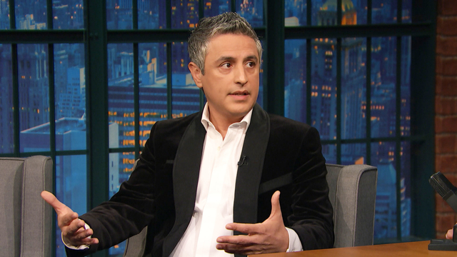 Reza Aslan Worries the Constitution Won't Protect People from Bigotry