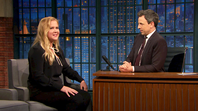 Amy Schumer, RuPaul, Panic! At the Disco