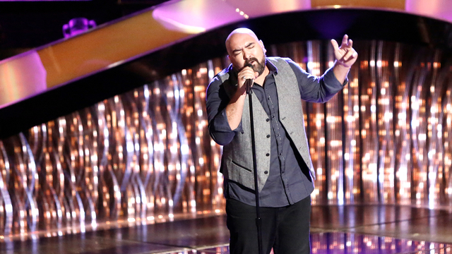 "Troy Ramey Blind Audition: ""Wild World"""