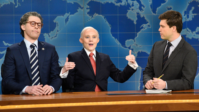 Weekend Update: Al Franken and Jeff Sessions