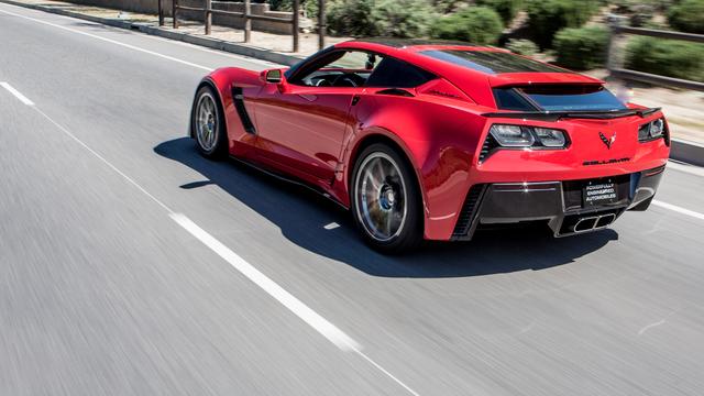 2016 Callaway Corvette Aerowagen
