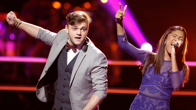"Aliyah Moulden vs. Dawson Coyle: ""Walking on Sunshine"""
