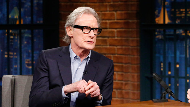 Bill Nighy Dishes on the Love Actually Reunion