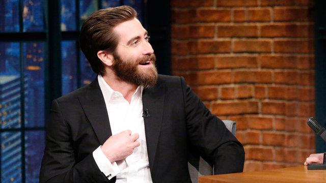 Jake Gyllenhaal Had His Heart Chakra Opened by Mandy Patinkin
