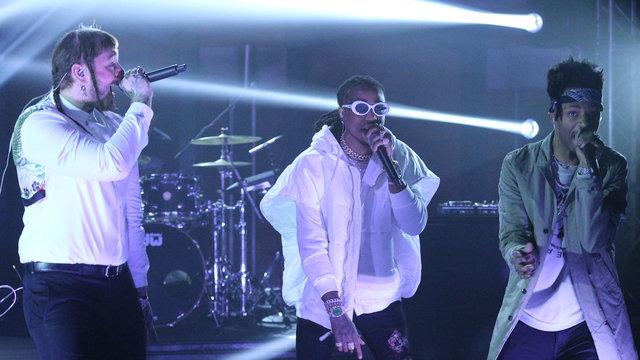 """Post Malone Feat. Quavo & Metro Boomin: """"Congratulations"""""""