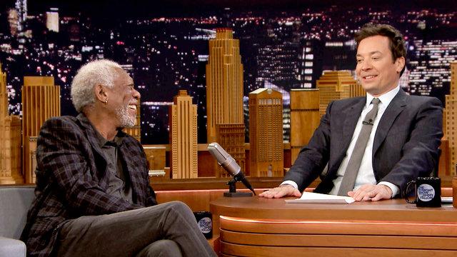 Morgan Freeman, Norman Reedus, Joe Zimmerman
