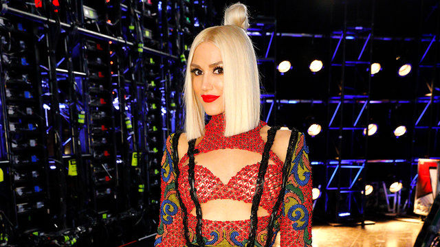 Gwen's Backstage Tour