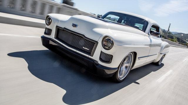 Ringbrothers' 1948 Madam V Cadillac Coupe
