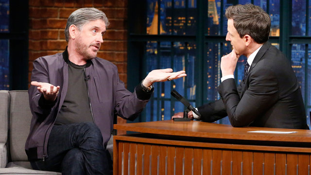 Craig Ferguson Knew Trump Would Win After First Republican Debate
