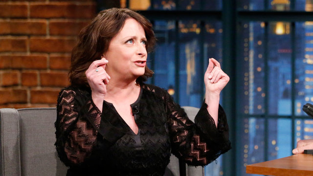 Rachel Dratch's Son Was Not Impressed with Fiddler on the Roof