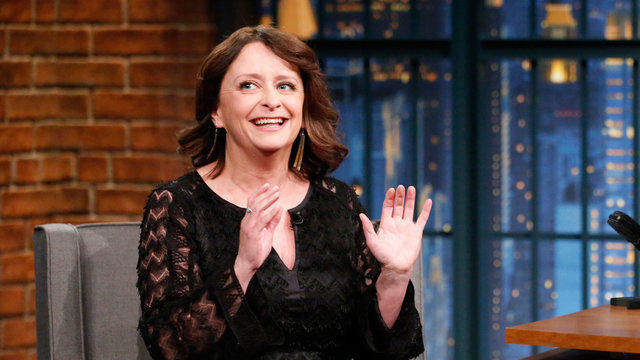 Rachel Dratch's Mom Made Reservations at Chipotle