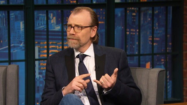 Author George Saunders Explains His Novel's Title, Lincoln in the Bardo