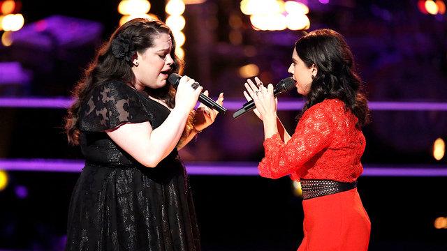 """Enid Ortiz vs. Valerie Ponzio: """"Love Triangle"""""""
