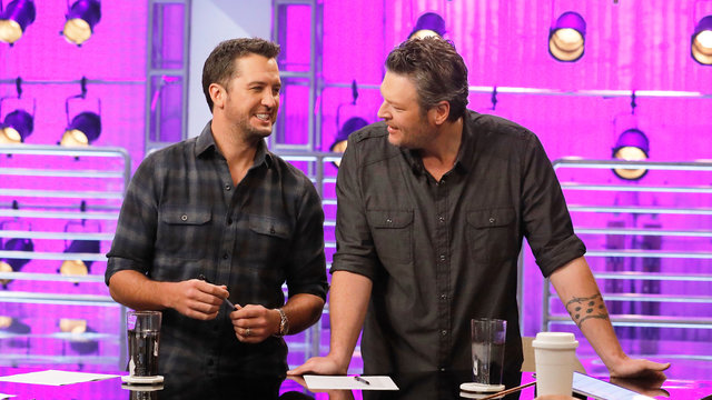 Compliments with Blake and Luke