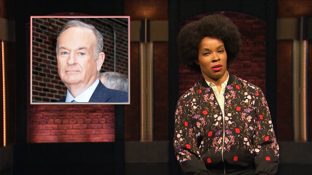 Amber's Minute of Fury: Bill O'Reilly