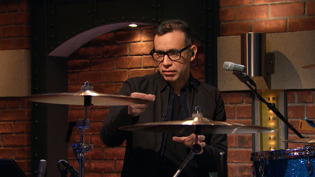 Fred Armisen Thinks He's Been Wiretapped