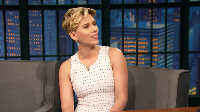 Scarlett Johansson Learns About Greenwich Village Sex Ghosts