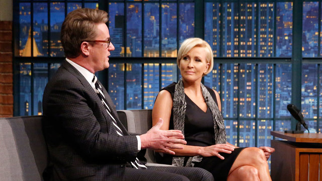 Joe Scarborough and Mika Brzezinski Are Impressed by Republicans Standing Up to Trump